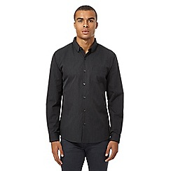 Red Herring - Black spotted shirt