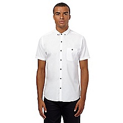 Red Herring - White button down shirt