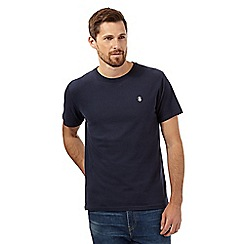 St George by Duffer - Navy crew neck t-shirt