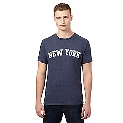 Red Herring - Navy 'New York' t-shirt