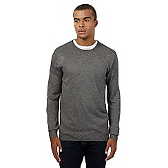 Red Herring - Dark grey jumper