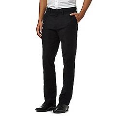 Red Herring - Dark grey mole skin trousers
