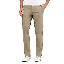 Red Herring - Beige skinny fit chinos