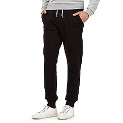Red Herring - Black jogging bottoms