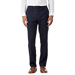 Red Herring - Navy slim fit trousers