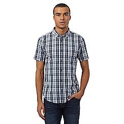 Red Herring - Blue checked shirt