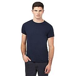 Red Herring - Navy crew neck t-shirt