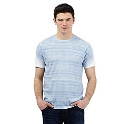 Red Herring - Blue striped print t-shirt