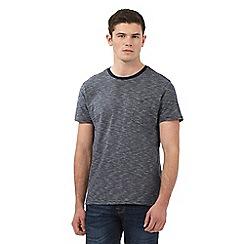 Red Herring - Navy striped pocket t-shirt