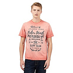 Red Herring - Red palm beach t-shirt