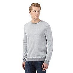 Red Herring - Grey crew neck jumper