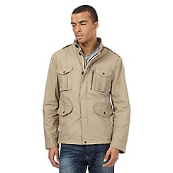 Red Herring - Beige army style jacket