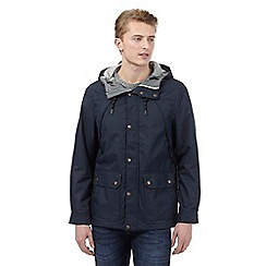 Red Herring - Navy hiking jacket