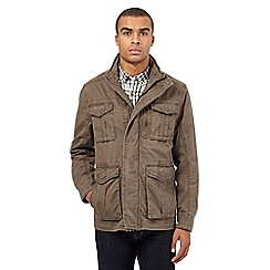 St George by Duffer - Brown military jacket