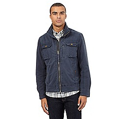 St George by Duffer - Navy military jacket