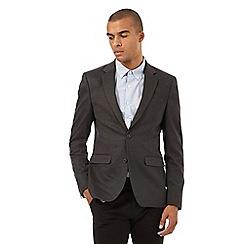 Red Herring - Dark grey twill jacket