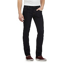 Red Herring - Big and tall dark blue skinny jeans