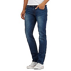 Red Herring - Blue washed slim jeans