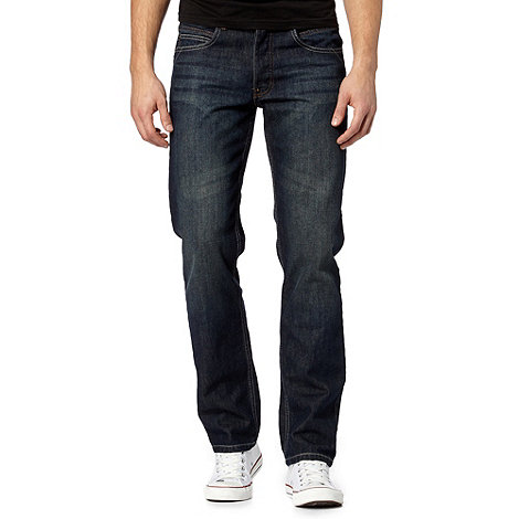 Red Herring - Dark blue slim fit jeans