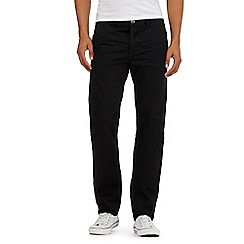 Red Herring - Black slim chinos
