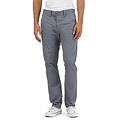 Red Herring - Grey slim chinos