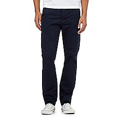 Red Herring - Navy slim fit chinos