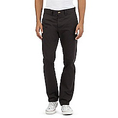 Red Herring - Dark grey slim chinos