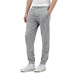 Red Herring - Grey speckled jogging bottoms