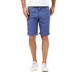 Red Herring - Blue chino shorts