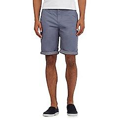 Red Herring - Blue chino shorts