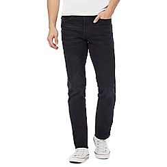 Red Herring - Dark blue slim jeans