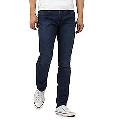 Red Herring - Blue mid wash skinny jeans