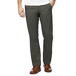 Red Herring - Khaki slim fit chinos