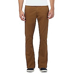 Red Herring - Beige slim fit chinos