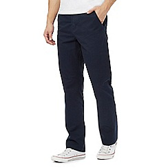 Red Herring - Navy straight fit chinos