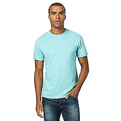 Red Herring - Big and tall turquoise washed t-shirt