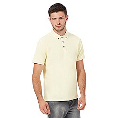 Red Herring - Yellow tipped polo shirt