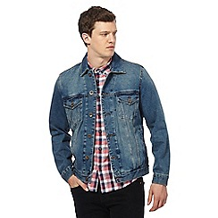 Red Herring - Blue denim jacket