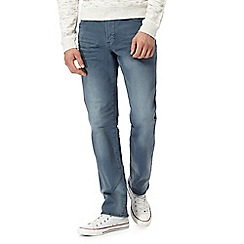 Red Herring - Blue straight fit jeans