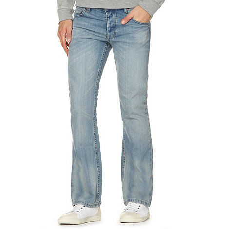 Red Herring - Light blue bootcut leg jeans