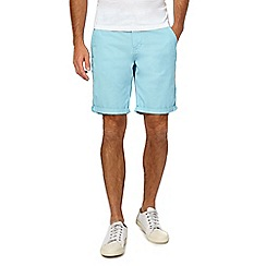 Red Herring - Turquoise chino shorts