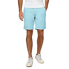 Red Herring - Turquoise chino shorts
