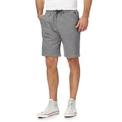 Red Herring - Grey textured shorts