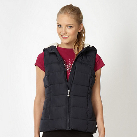 Pineapple - Pineapple navy borg trim gilet