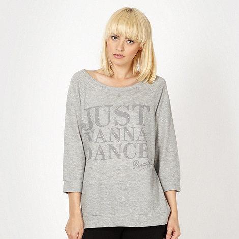 Pineapple - Pineapple grey +Just Wanna Dance+ sweater