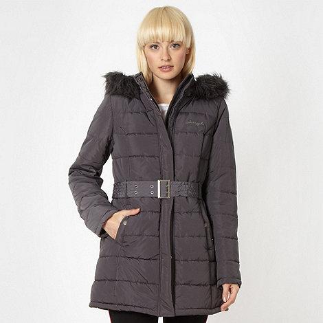 Pineapple - Grey padded coat