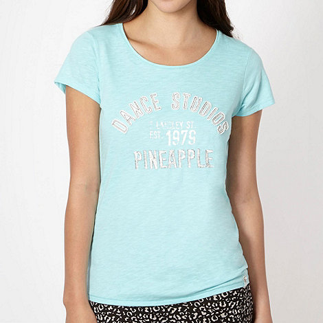 Pineapple - Aqua +Dance Studios+ t-shirt