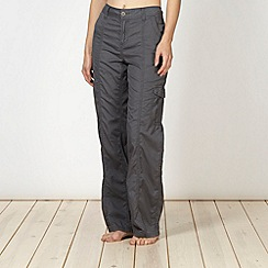 Pineapple - Grey plain combat trousers