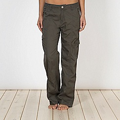 Pineapple - Khaki plain combat trousers
