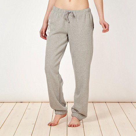 Pineapple - Pineapple grey loose fitting jogging bottoms